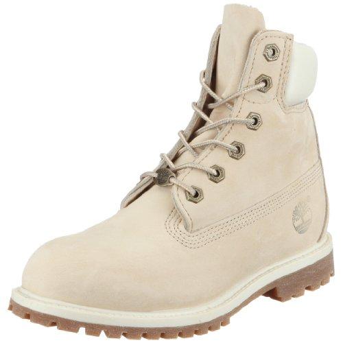 Boot FTB Weiß W Premium Damen elfenbein Timberland 6in Stiefel 10361 8twxIdtF