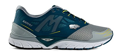 KARHU FAST 6 MRE MENS (7,5 USA - 40,5 EUR) (EMERALD/HIGH RISE/SILVER)