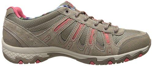 Skechers Quartz - Citrine - Zapatillas Mujer Marrón - Brown (Dktp)