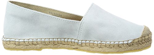 sale geniue stockist Selected Women's Sfmarley Suede Espadrilles Grey (Gray Mist) sale comfortable cheap prices authentic MdmGPyfxGT