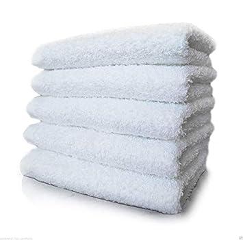 Toallas de tratamiento para salones de belleza,toallas de peluquería; 12 toallas de 76 x 45 cm: Amazon.es: Hogar