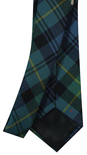 Scottish Ancient Necktie Pure Handmade Gordon Wool Tartan Tie Clan wYPRExqTq