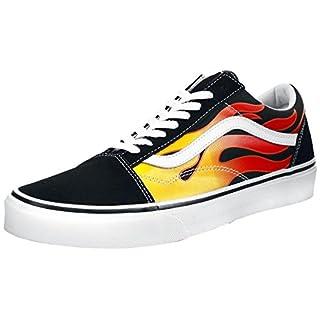 """Vans Old Skool """"FLAME"""" - VN0A38G1PHN"""