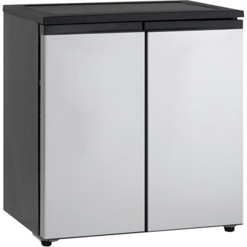 (Avanti Model RMS550PS - SIDE-BY-SIDE Refrigerator/Freezer)