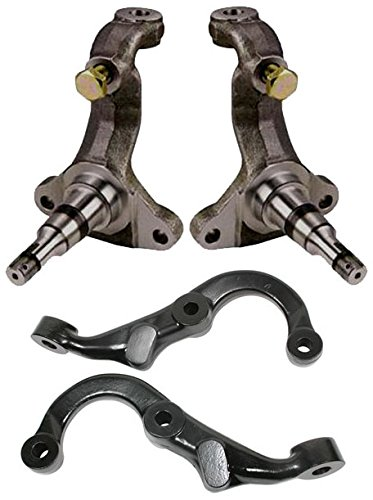 Aftermarket Camaro Body (NEW SOUTHWEST SPEED STOCK REPLACEMENT SPINDLES & STEERING ARMS FOR DISC BRAKES, STEERING KNUCKLES, 67-69 GM F-BODY 68-74 GM X-BODY, CAMARO FIREBIRD CHEVY II NOVA OMEGA VENTURA APOLLO)