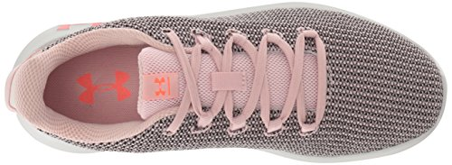 Flushed para Pink de Under Mujer Running Armour W Zapatillas Black Burn UA Ripple After Rosa wUZqUT4