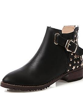 Mujer Botines Zapatos – Botas Mujer – outddor/oficina/Vestido/LÄSSIG – Piel