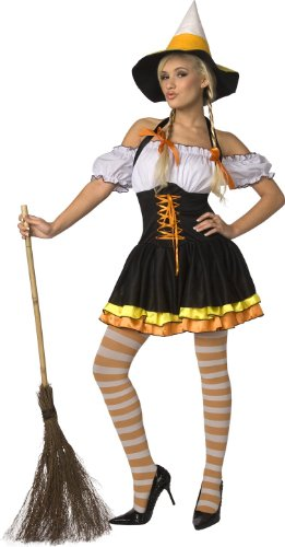 Candy Corn Adult Costume