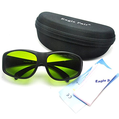 Protection Goggles For 190-470nm & 800-1700nm Laser Module 405/450/808/850/980/1064nm