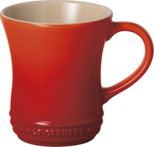 Le Creuset mug S Orange 910072-01-09 (japan import)