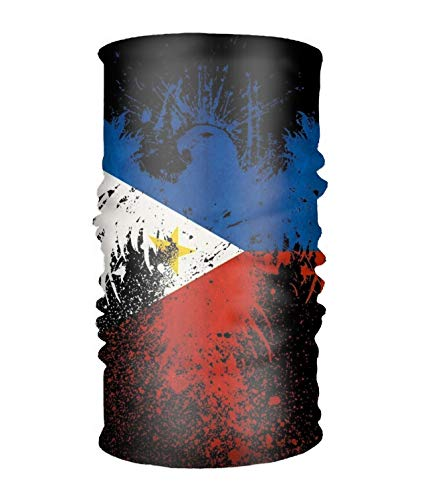 Elastic Headband Philippines Flag Eagle Athletic Headwrap Mens Sweatband Womens Hairband (Best Face Mask In The Philippines)