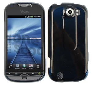 Solid Black Phone Cover Faceplate - 7