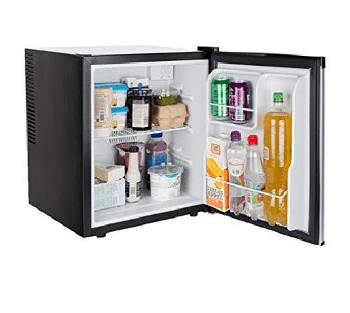 Cuisinier Minibar • Mini-réfrigérateur • Réfrigérateur à boissons • A • 38 Litres • env. 45 x 39 x 52, 5 cm (LxHxP) • Faible bruit de fonctionnement • 3 niveaux de température • Noir 04339