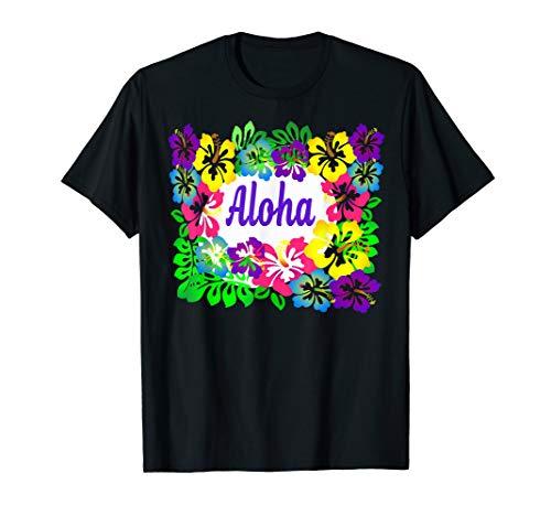 Tiki Party Hawaiian Shirt Luau Party Tshirt Family Vacation ()