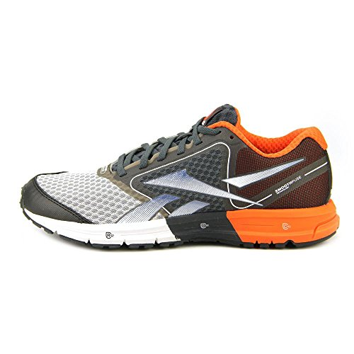 Chaussure De Running Reebok One One Pour Homme Gris / Rouge / Rouge Moyen