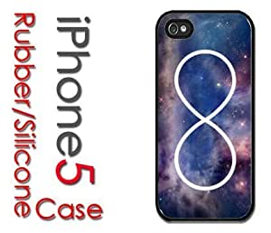 CSKFUiphone 6 5.5 plus iphone 6 5.5 plus (New Color Model) Rubber Silicone Case - iPhone Cracked Glass Black back of iphone Broken Look Colorful