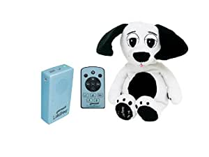 "Dizi the Dog 12"" Plush with MP3 Player for Kids"