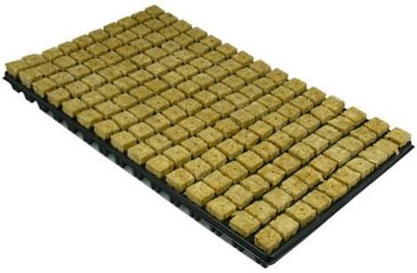 Bandeja semillero con Lana de Roca Cultilène - 150 Alveólos (53x31cm)