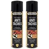 Anti taches textile - 2 sprays 400ml TexGuard