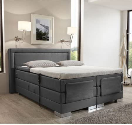 Cama tipo hotel con somier y cama tipo hotel: Amazon.es: Hogar