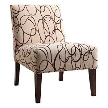 Amazon Com Acme 59070 Aberly Accent Chair Fabric