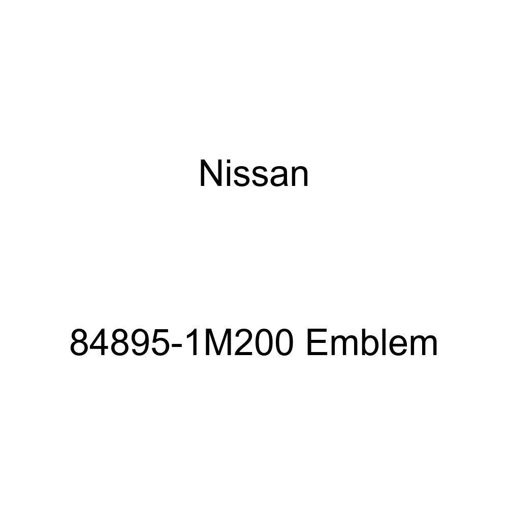 Nissan Genuine 84895-1M200 Emblem