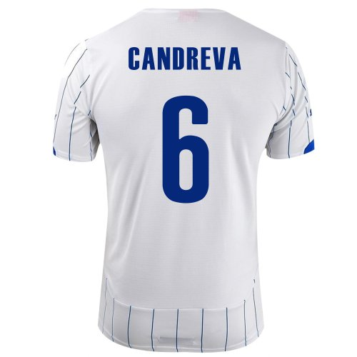 ヒールスツールマーガレットミッチェルPUMA CANDREVA #6 ITALY AWAY JERSEY WORLD CUP 2014/サッカーユニフォーム イタリア代表 レプリカ?アウェイ用 ワールドカップ2014 背番号6 カンドレーヴァ