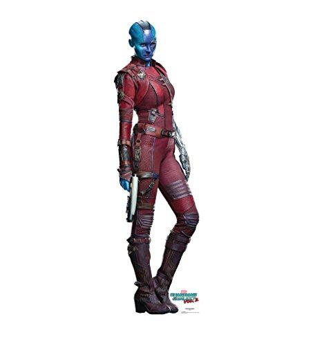 Nebula - Guardians of the Galaxy Vol. 2 (2017 Film) - Advanced Graphics Life Size Cardboard Standup