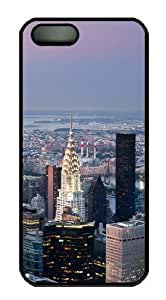The Chrysler Building PC Case Cover for iPhone 5 and iPhone 5s Black