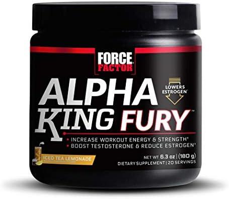 Force Factor L Citrulline Testosterone Performance