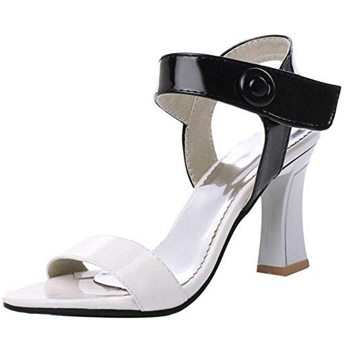 eb32c2407608 VulusValas Women Open Toe Toe Toe Sandals Shoes Dress Parent B07DHCZ3YZ  a64efe
