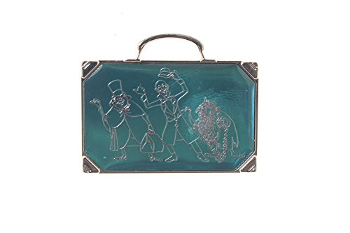 (Disney Haunted Mansion Hitchhiking Ghosts Suitcase Pin)