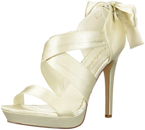 Satin Women's Satin Ivory Women's Ivory Ivory Fabulicious Women's Satin Fabulicious Fabulicious BSdqnCCx