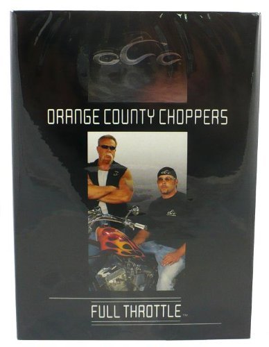 Orange County Choppers Full Throttle EDT Spray Cologne 3....