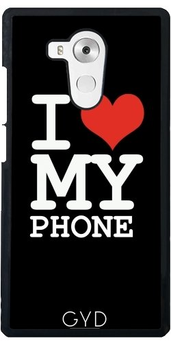 Funda para Huawei Mate 8 - Amo A Mi Teléfono by wamdesign