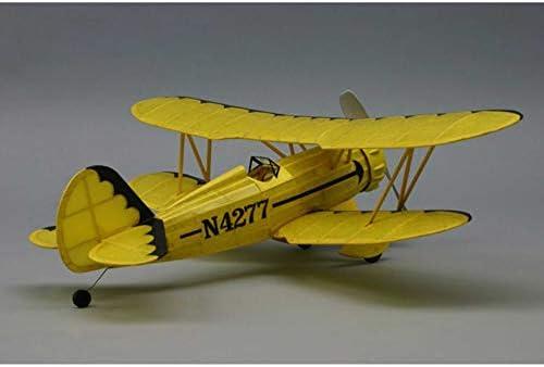 Dumas WACO YMF-5 Kit 227 Wingspan 457mm: Amazon.es: Juguetes y juegos
