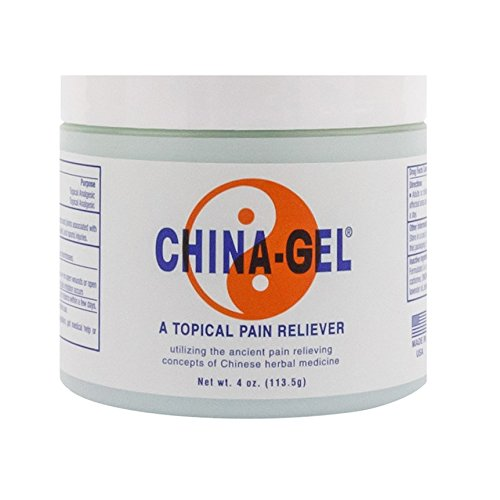 Stimulating Pleasure Balm - China Gel 4oz Jar