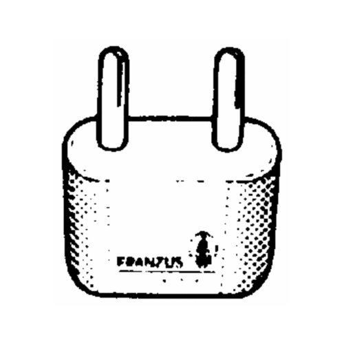 Franzus NW 1C Individual Adapter Plugs