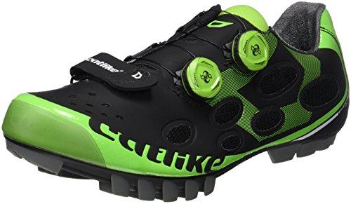 Zapatillas MTB Adulto Ciclismo de Unisex EU Whisper CATLIKE Negro 39 2016 de Verde montaña 000 qpwWt5gF