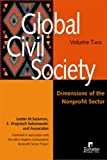 Global Civil Society: Dimensions of the Nonprofit Sector, Volume 2
