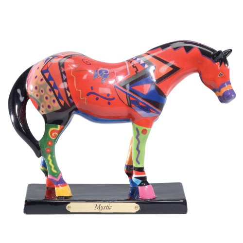 Trail of Painted Ponies from Enesco Mystic Figurine 6 IN