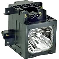 TV Lamp XL-2100 / XL-2100U with Housing for Sony TV and 1-Year Replacement Warranty