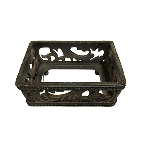 HiEnd Imports Savannah Canister Base Set of 3