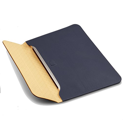 watch b5286 1587d Macbook Air 13 inch Case Sleeve with Stand, OMOTON® Wallet Sleeve Case  for Macbook Air 13 inch, Ultrathin Carrying Bag with Stand, Navy Blue