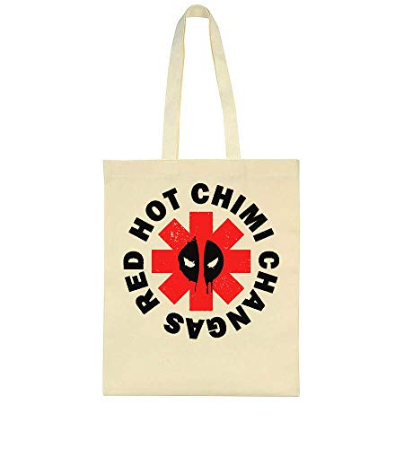 Changas Parody Hot Bag Tote Red Chimi qwPFWH