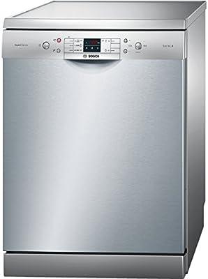 Bosch Serie 6 LAVASTOVIGLIE SMS54N18EU lavavajilla Independiente ...