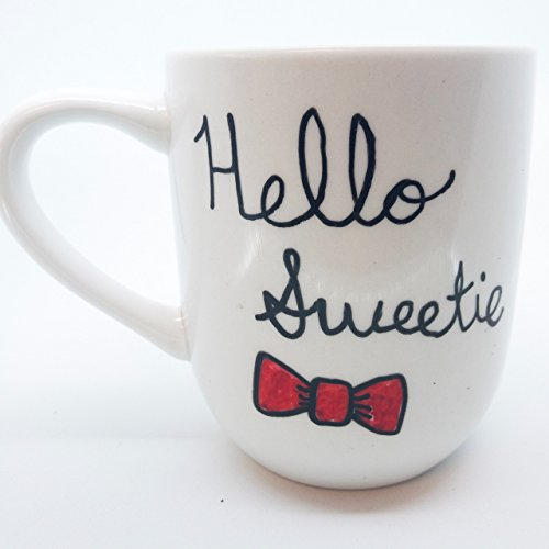 Hello Sweetie River Song Quote Doctor Who Sharpie - Stoneware Song