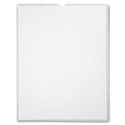 Clear Envelope Vinyl Anglers - Advantus Sturdi-Kleer Vinyl Envelopes, 5 x 8 Inches, 10/Pack (ANG1452-10)