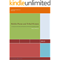 Mobile Phone and Tribal Women (1)