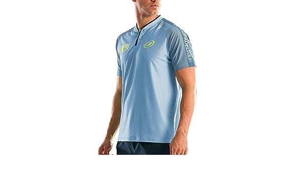 Bullpadel Camiseta Tilden Azul: Amazon.es: Deportes y aire libre